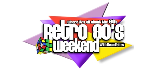 Retro 80's Weekend Logo - SteveO